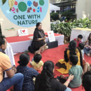 Outdoor event – One with Nature